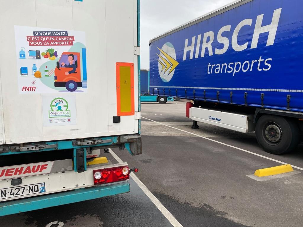 Campagne de promotion du métier de transporteur !
