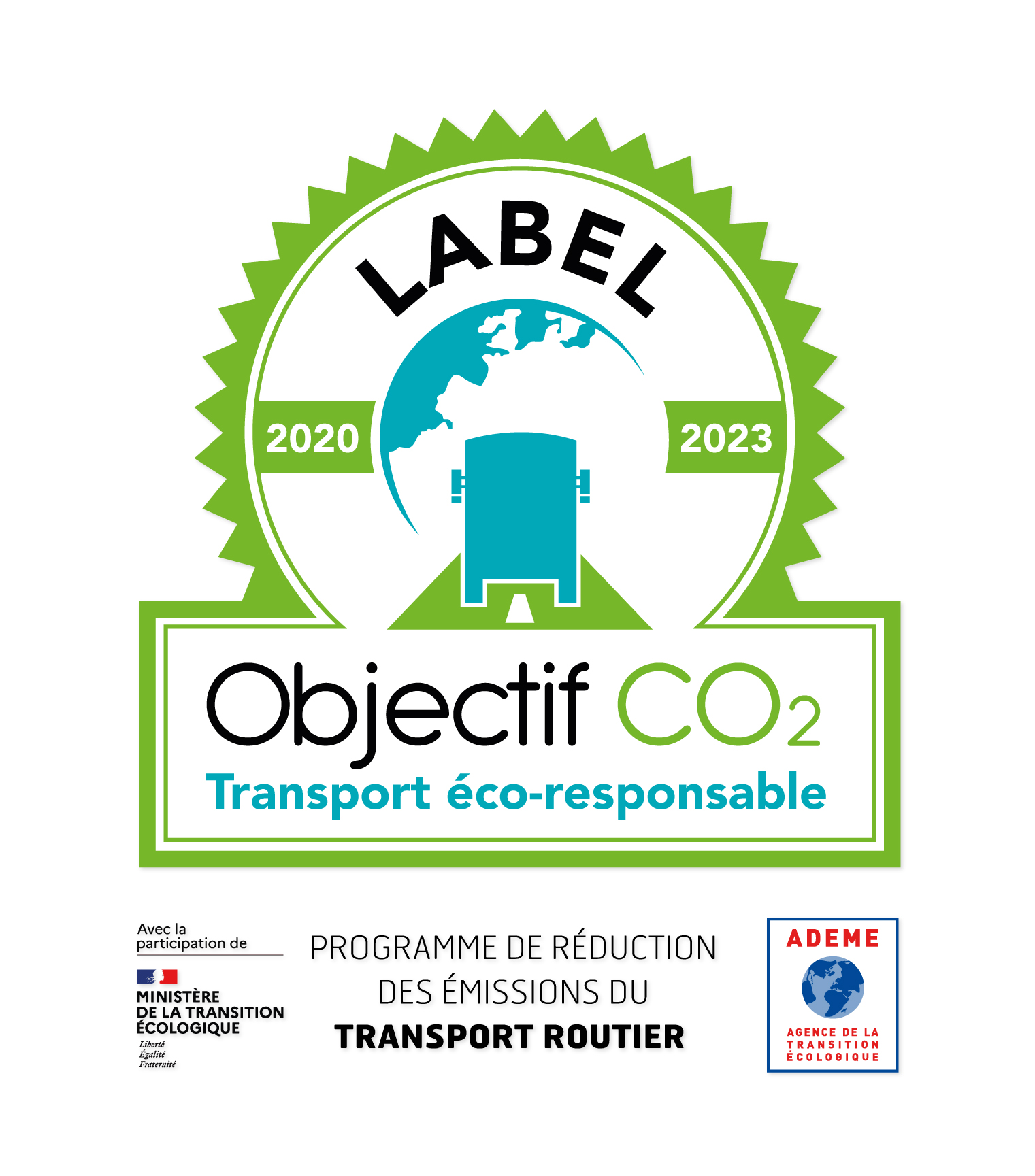 hirsch label objectif CO2